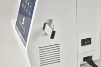 Click to Enlarge - M280D: USB Port