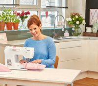 Click to Enlarge - Brother M280D Sewing and Embroidery Machine