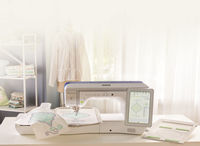 Click to Enlarge - Brother Innov-is Luminaire XP1 Sewing, Quilting and Embroidery Machine