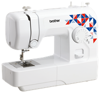 Click to Enlarge - Brother L14S Sewing Machine