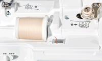 Click to Enlarge - Bobbin Winding System