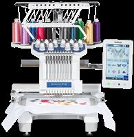 Brother PR1055X 10-Needle Embroidery Machine