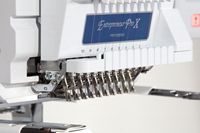Click to Enlarge - PR1055X: Automatic Needle Threading