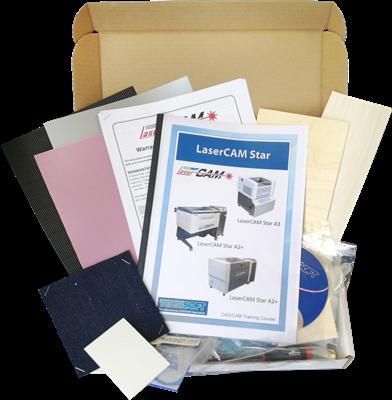 TechSoft LaserCAM Star Series Training Pack