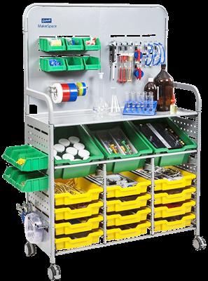 Gratnells Makerspace Trolley