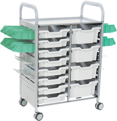 Makerspace Double Trolley