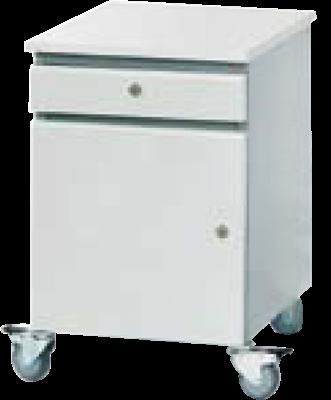 Mobile Drawer Pedestal