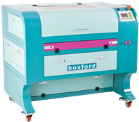 Click to Enlarge - BGL460 Water Cooled Laser Cutter