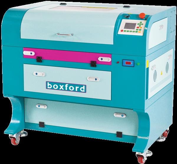 BGL350 Water Cooled Laser Cutter