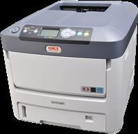 Click to Enlarge - A4 TMT ProC7411WT White Printer