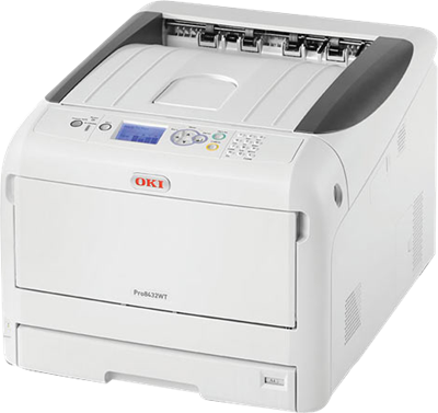 A3 TMT ProC8432WT White Printer