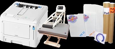 Laser Image Transfer Starter Pack