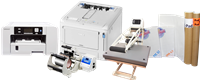 Click to Enlarge - Combined Laser Image Transfer and Sublimation Full Starter Pack