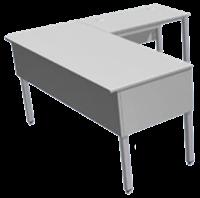 Click to Enlarge - Teacher's Desks