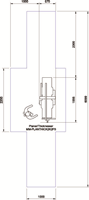 Click to Enlarge - FS41E CAD Drawing