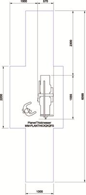 FS41E CAD Drawing