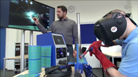 Click to Enlarge - Augmented Reality Welding Simulation System