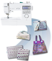 Click to Enlarge - Brother Sewing Machines