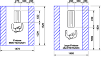 Click to Enlarge - Fretsaws CAD Drawings