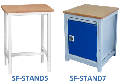 Fretsaw Stands