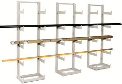 Horizontal Storage Racks