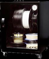 Click to Enlarge - 3D Printer Filament Storage Cabinet