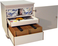 Click to Enlarge - Stratasys Idea Series 3D Printers (Shown here with accessories supplied separately)