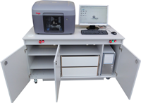 Click to Enlarge - Stratasys Idea Series 3D Printers (Shown here with computer (not supplied))
