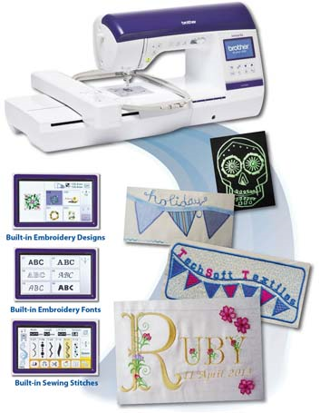Brother Sewing and Embroidery Machines