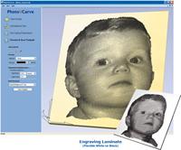Click to Enlarge - PhotoVCarve Screenshot
