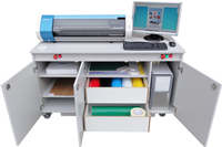 Click to Enlarge - VersaSTUDIO BN-20 Workstation