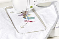 Click to Enlarge - Brother Innov-is F440E Embroidery Machine