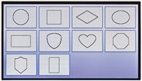 Click to Enlarge - Patterned Frame Shapes