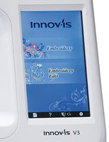 Click to Enlarge - Innov-is V3: Colour Touch Screen