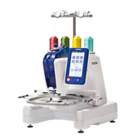 Click to Enlarge - Brother VR Embroidery Machine