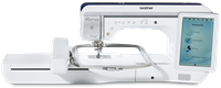 Brother Innov-is Luminaire XP1 Sewing, Quilting and Embroidery Machine