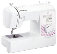 Click to Enlarge - Brother LX17 Sewing Machine