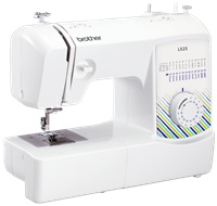 Click to Enlarge - Brother LX25 Sewing Machine