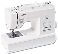 Click to Enlarge - Brother XR27NT Sewing Machine