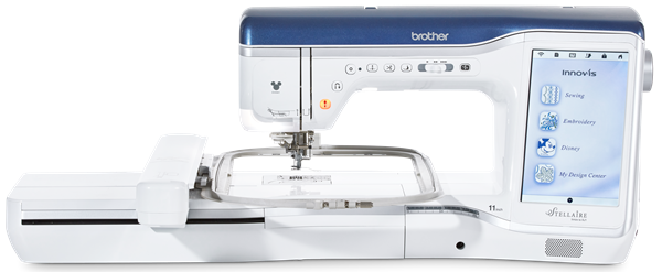 Brother Innov-is Stellaire XJ1 Sewing, Quilting and Embroidery Machine
