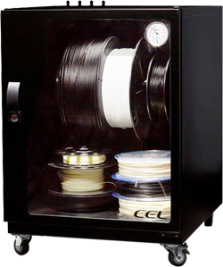3D Printer Filament Storage Cabinet