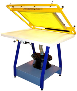 A1 Screen Printing System