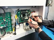 Laser Maintenance