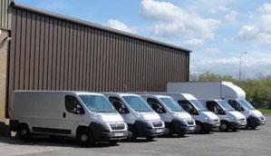 TechSoft Vans