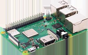 Raspberry Pi 3Model B+