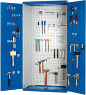 Bott Tool Cupboard with Perfo Interior