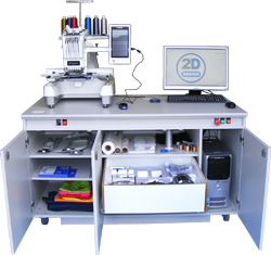 Embroidery Workstation
