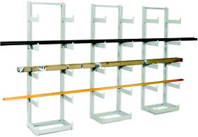 Horizontal Storage Racks 1