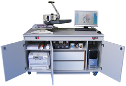 Image Transfer Workstation