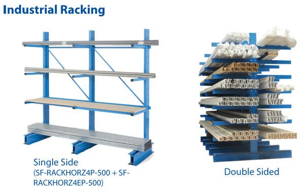 Horizontal Storage Rack  sc 1 st  TechSoft & Storage Racks